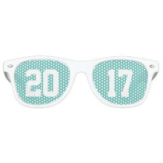 Klasse von 2017 retro sonnenbrillen