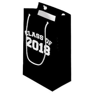Klasse von 2018 kleine geschenktüte
