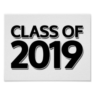 Klasse von 2019 poster
