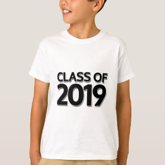 Klasse von 2019 T-Shirt
