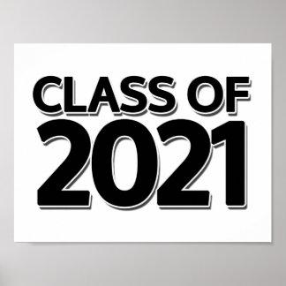 Klasse von 2021 poster