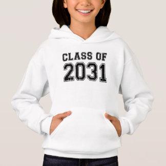Klasse von 2031 hoodie