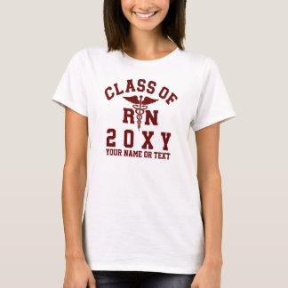Klasse von 20?? RN (Krankenpflege) T-Shirt