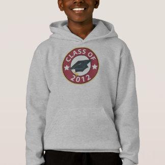 Klasse von Abschluss 2012 Hoodie