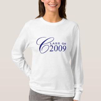 Klasse von Abschluss-DamenHoodie 2009 T-Shirt
