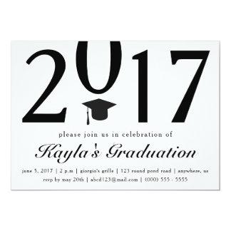 Klasse von Abschluss-Party Einladung 2017