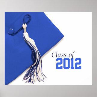 Klasse von Abschluss-Plakat 2012 Poster