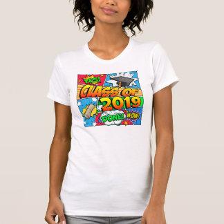 Klasse von Comic-Buch 2019 T-Shirt
