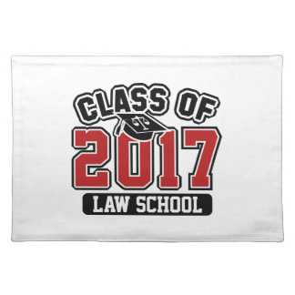 Klasse von Gesetz 2017 Stofftischset