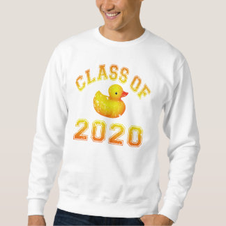 Klasse von Gummi 2020 Duckie Orange Sweatshirt