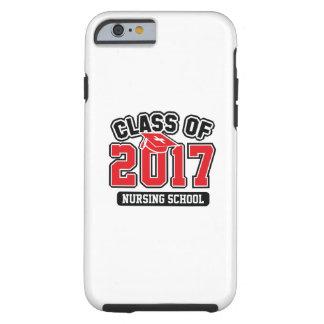 Klasse von Krankenpflege 2017 Tough iPhone 6 Hülle