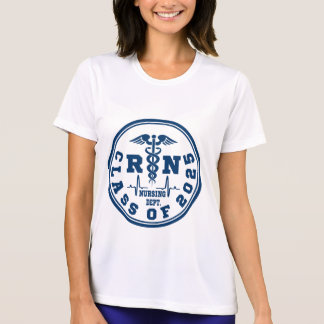 Klasse von Krankenschwester 2025 T-Shirt