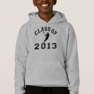 Klasse von Lacrosse 2013 Hoodie