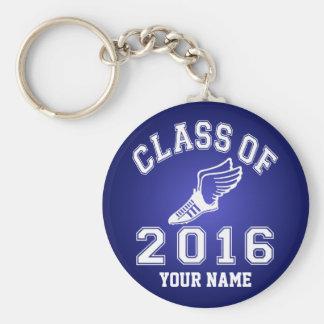 Klasse von Leichtathletik 2016 Schlüsselanhänger
