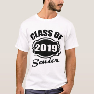 KLASSE VON SENIOR 2019 T-Shirt