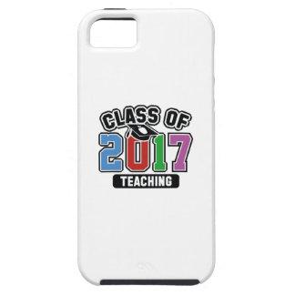 Klasse von Unterricht 2017 iPhone 5 Schutzhüllen