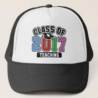 Klasse von Unterricht 2017 Truckerkappe