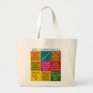 Klassen-Lehrer danken Ihnen Tasche