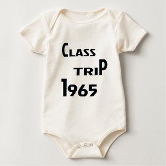 Klassen-Reise 1965 Baby Strampler