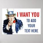 Klassenzimmer-Plakat: Addieren Sie Ihren Text hier Poster