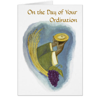 Klassifikation zur Priesterschaft 01 Grußkarte