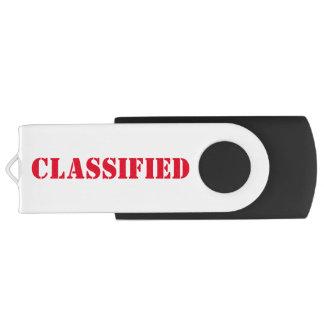 Klassifiziertes USB 3,0 USB Stick