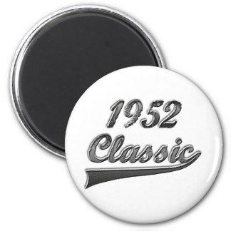 Klassiker 1952 runder magnet 5,7 cm