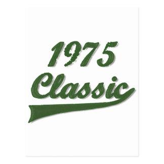 Klassiker 1975 postkarte