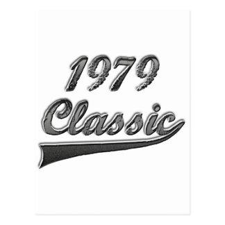 Klassiker 1979 postkarte