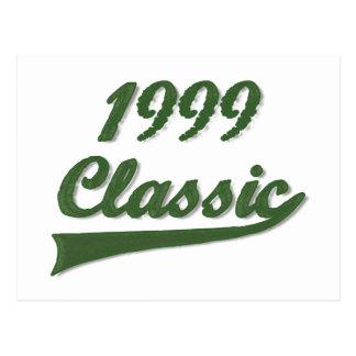 Klassiker 1999 postkarte