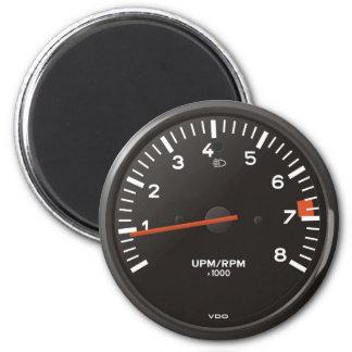 Klassiker 911 rev entgegengesetzt (altes runder magnet 5,7 cm