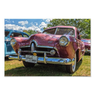 Klassiker-Auto 1951 Henrys J Kunst Photo