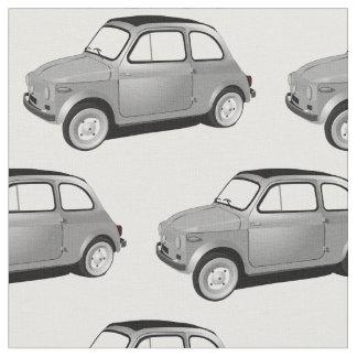 Klassiker-Auto-Gewebe Fiats 500 Stoff
