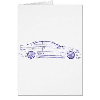 Klassiker BMWs E46 Karte
