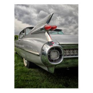 Klassiker Cadillac 1959 Postkarte