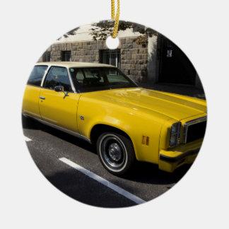 Klassiker Chevrolets Malibu Keramik Ornament