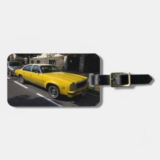 Klassiker Chevrolets Malibu Kofferanhänger