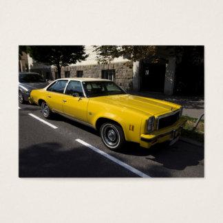 Klassiker Chevrolets Malibu Visitenkarte