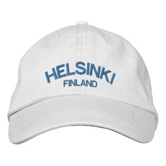 Klassiker-justierbarer Hut Helsinkis Finnland