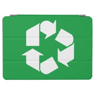 Klassiker recycelnd, recyceln Sie Symbol iPad Air Cover