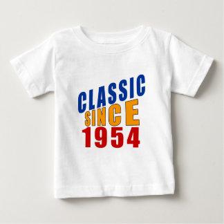 Klassiker seit 1954 baby t-shirt