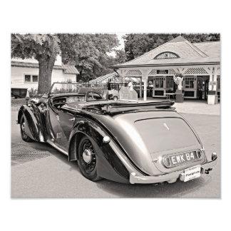 Klassische Autos bei Saratoga Photodruck