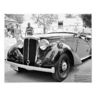 Klassische Autos bei Saratoga Photo Drucke