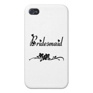 Klassische Brautjungfer iPhone 4/4S Cover