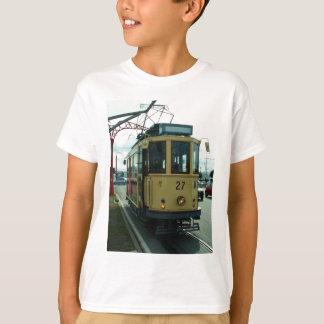 Klassische britische Tram T-Shirt