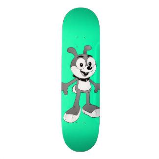 Klassische Bunny™ Marken-Aqua-Skateboard-Plattform 19,7 Cm Skateboard Deck