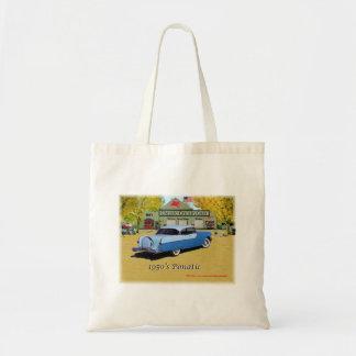Klassische Cruisin Autos Ponatic Tasche 1955