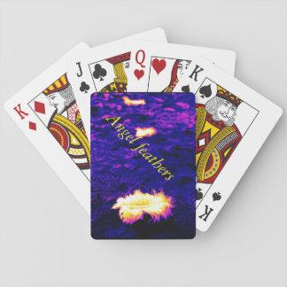 Klassische Engelsfeder Spielkarten