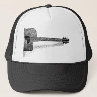 Klassische Gitarre Truckerkappe