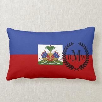 Klassische haitianische Flagge Lendenkissen